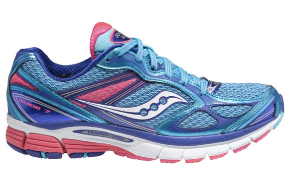 Saucony Womens Guide 7 Running Fit